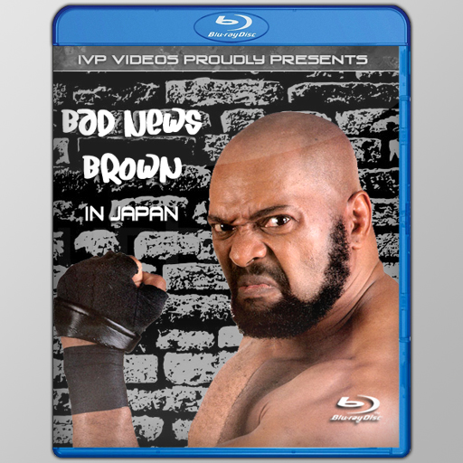 Best of Bad News Brown (Blu-Ray with Cover Art)