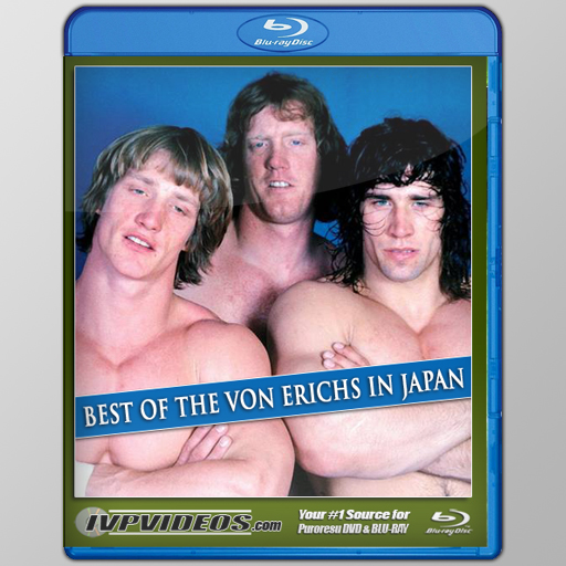 Best of Von Erichs in Japan (Blu-Ray)