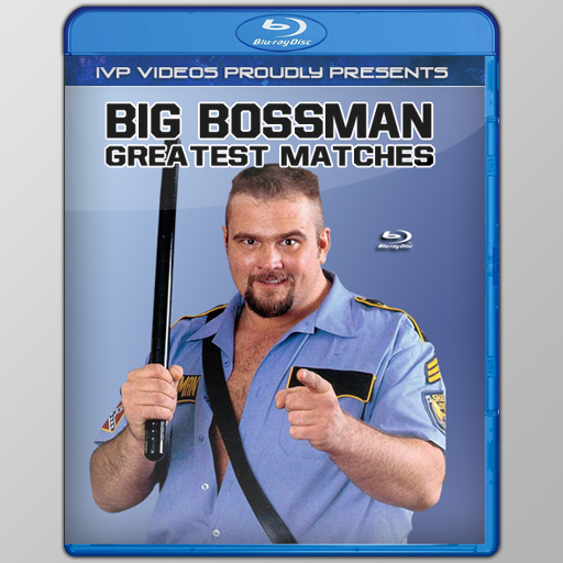 Best of Big Boss Man (Blu-Ray with Cover Art)