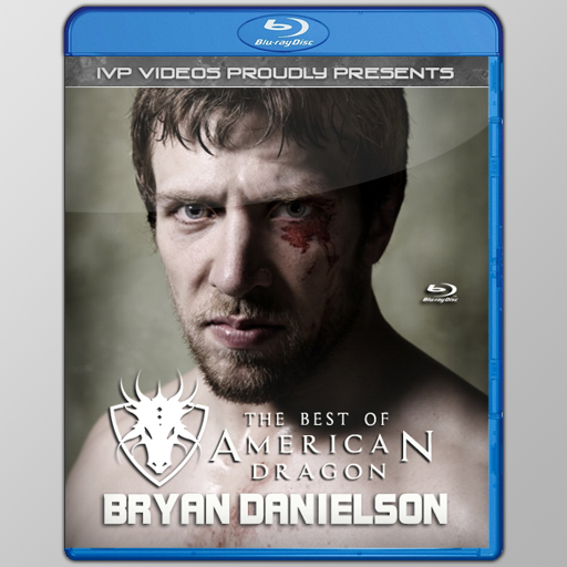Best of Daniel Bryan (Blu-Ray with Cover Art)