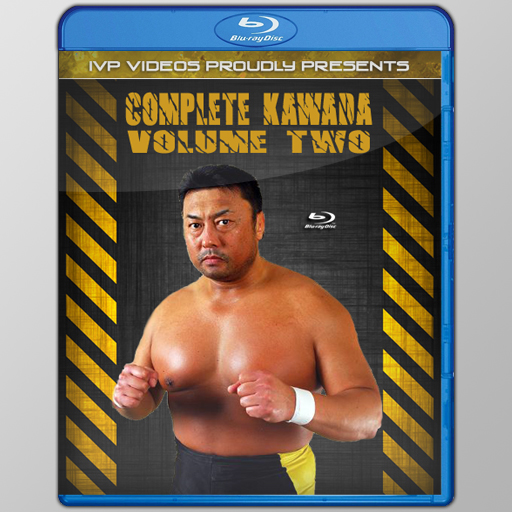 Complete Kawada V.2 (Blu-Ray with Cover Art)