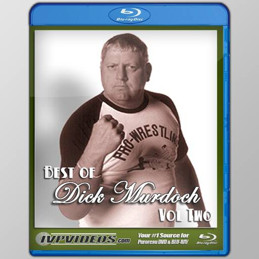 Best of Dick Murdoch V.2 (Blu-Ray with Cover Art)