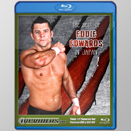 Best of Eddie Edwards (Blu-Ray with Cover Art)