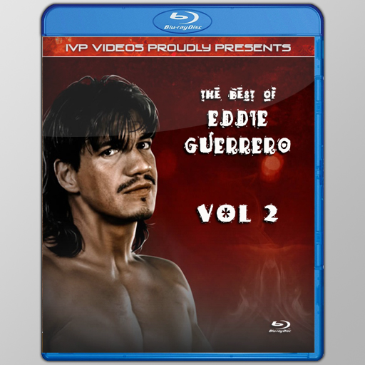 Best of Eddy Guerrero V.2 (Blu-Ray with Cover Art)