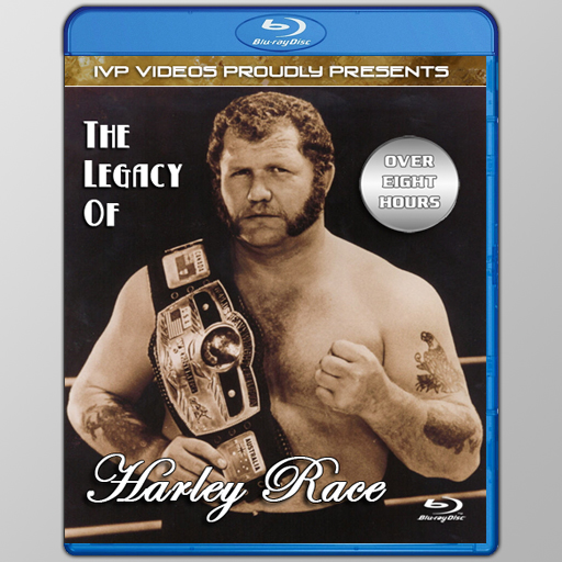 Best of Harley Race (Blu-Ray with Cover Art)