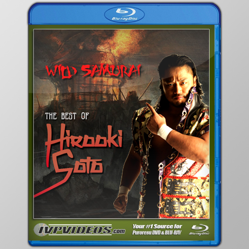 Best of Hirooki Goto (Blu-Ray with cover art)