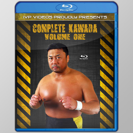 Complete Kawada V.1 (2 Blu-Rays with Cover Art