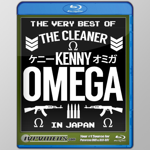 Best of Kenny Omega NJPW SP (Blu-Ray with 2 free DVDs))
