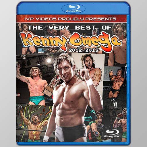 Best of Kenny Omega in 2012/2013 (Blu-Ray with Cover Art)
