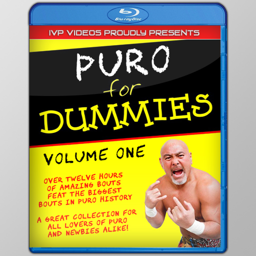 Puro for Dummies V.01 (Blu-Ray with Cover Art)