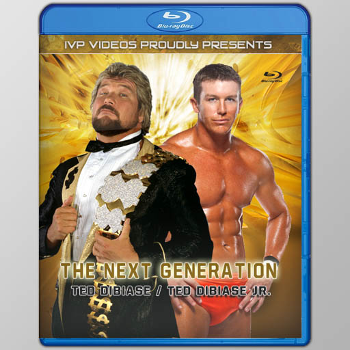 Best of Ted Dibiase (Blu-Ray with Cover Art)