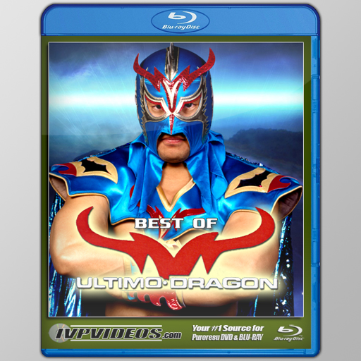 Best of Ultimo Dragon (Blu-Ray with Cover Art)