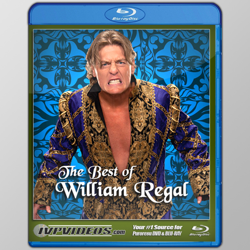 Best of William Regal (Blu-Ray with Cover Art), IVP Videos