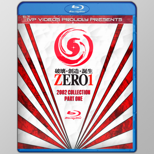 Zero One in 2002 Collection V.1 (Dual Layer Blu-Ray w/ Cover Art