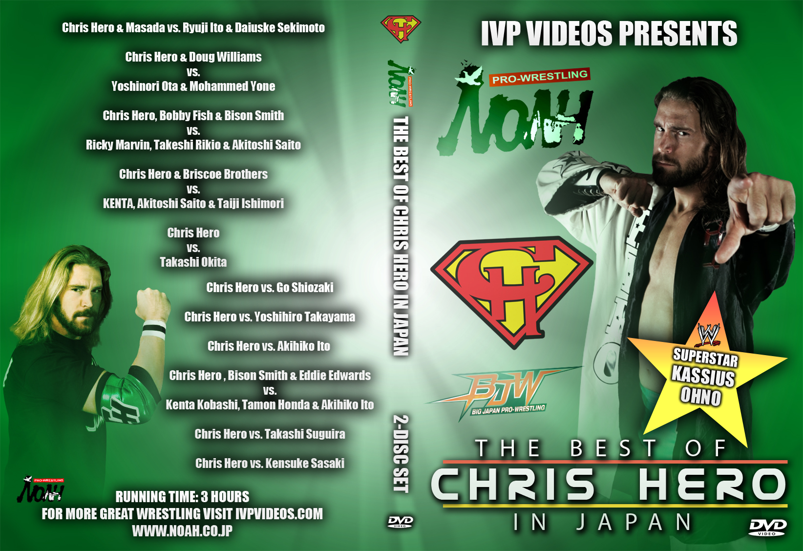Best of Chris Hero (2 Discs) (IVP Custom Comp)