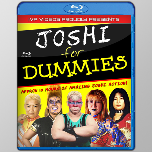 Joshi for Dummies (Blu-Ray with Cover Art)